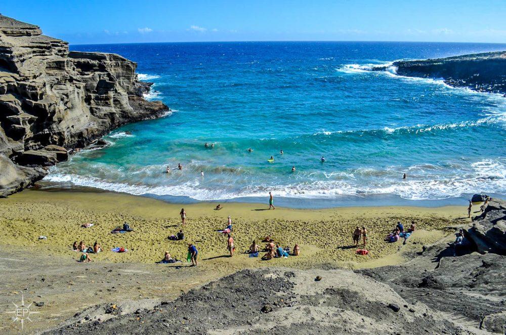 The Big Island Hawaii Name